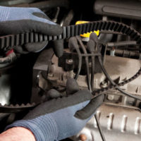 Clutch & Timing Belt
